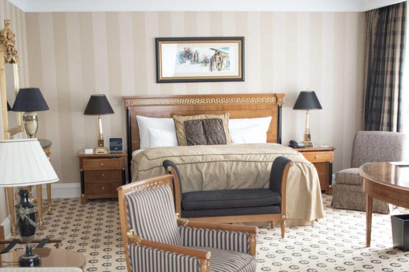 Ritz-Carlton Berlin - The Room