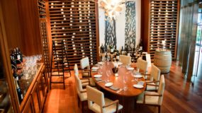 Parkhuus restaurant, Zurich: The cellar
