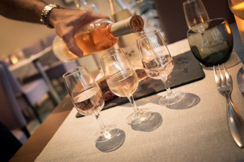Le Vingt4 in Nice, France: Taste-Testing Rosés