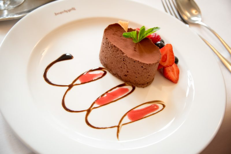 Borchardt, Ultraclassic Berlin Restaurant - Chocolate Mousse
