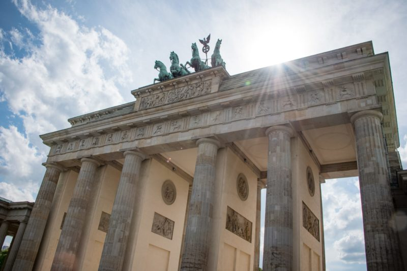 What to Visit in Berlin - Brandenburg Gate