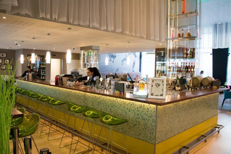Thon Hotel Brussels EU - The Bar