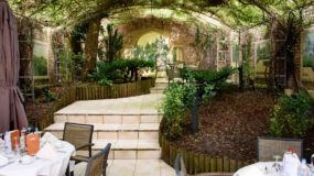 Le Chatelain, Hotel in Brussels - The Back Patio