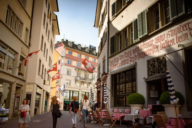 24 Hours in Zurich