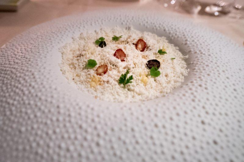 """La Pergola, Rome - """"Foie gras parfait"""""""