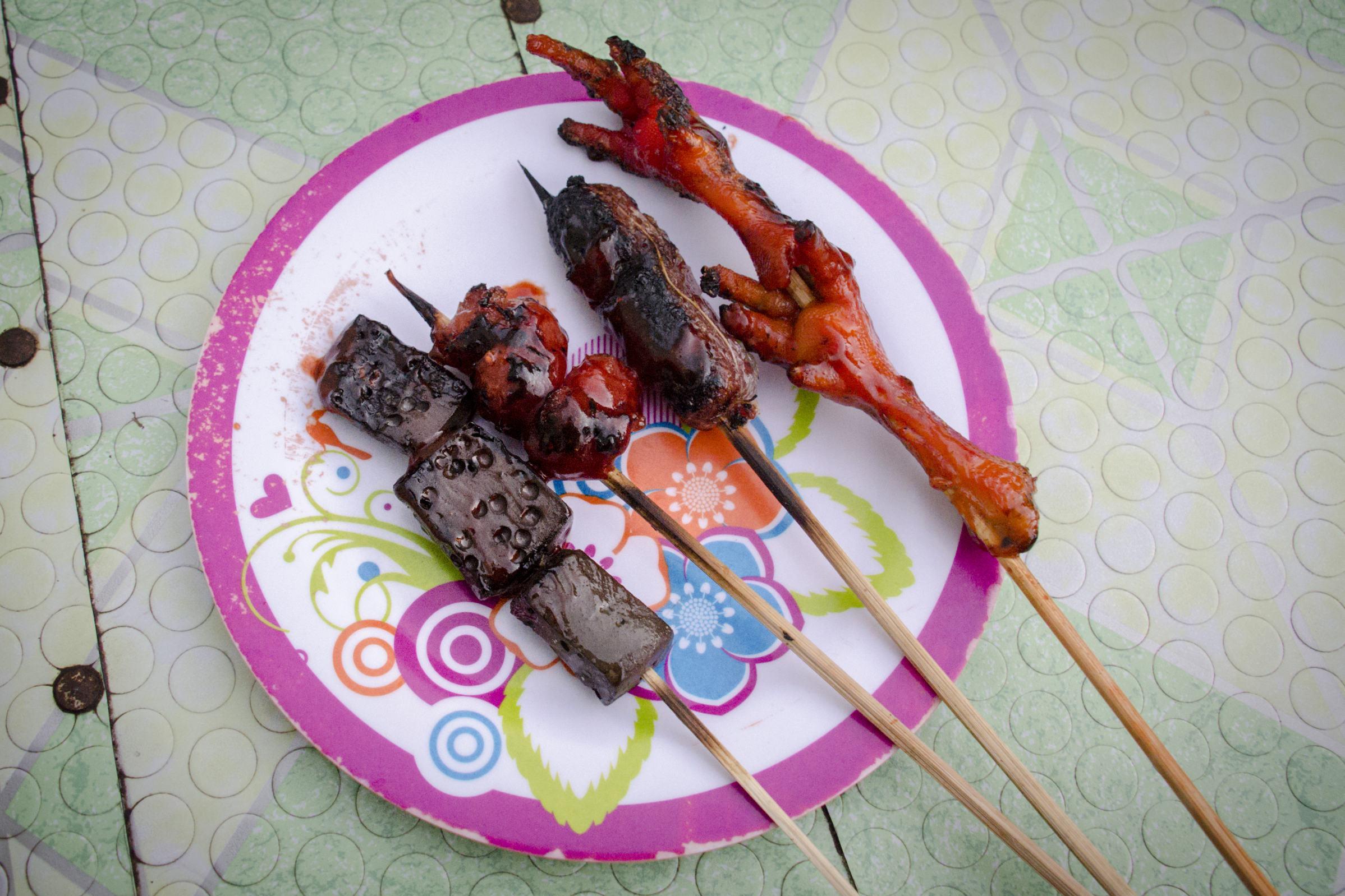 Barbecue des Philippines