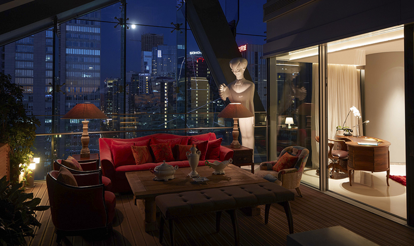 L'hôtel Eclat, Beijing, Chine - Photo: eclathotels.com