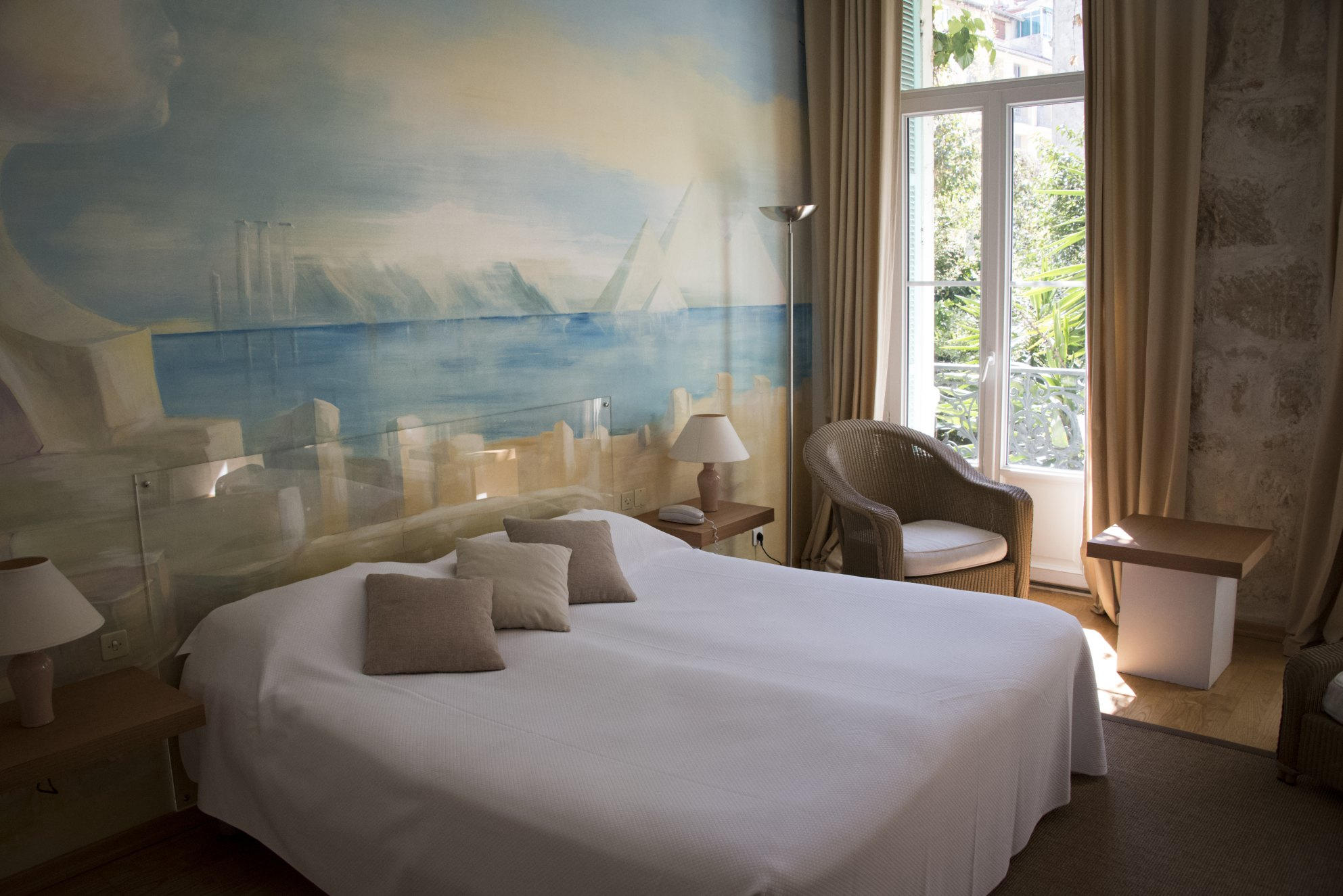 A Real Art Hotel: Windsor
