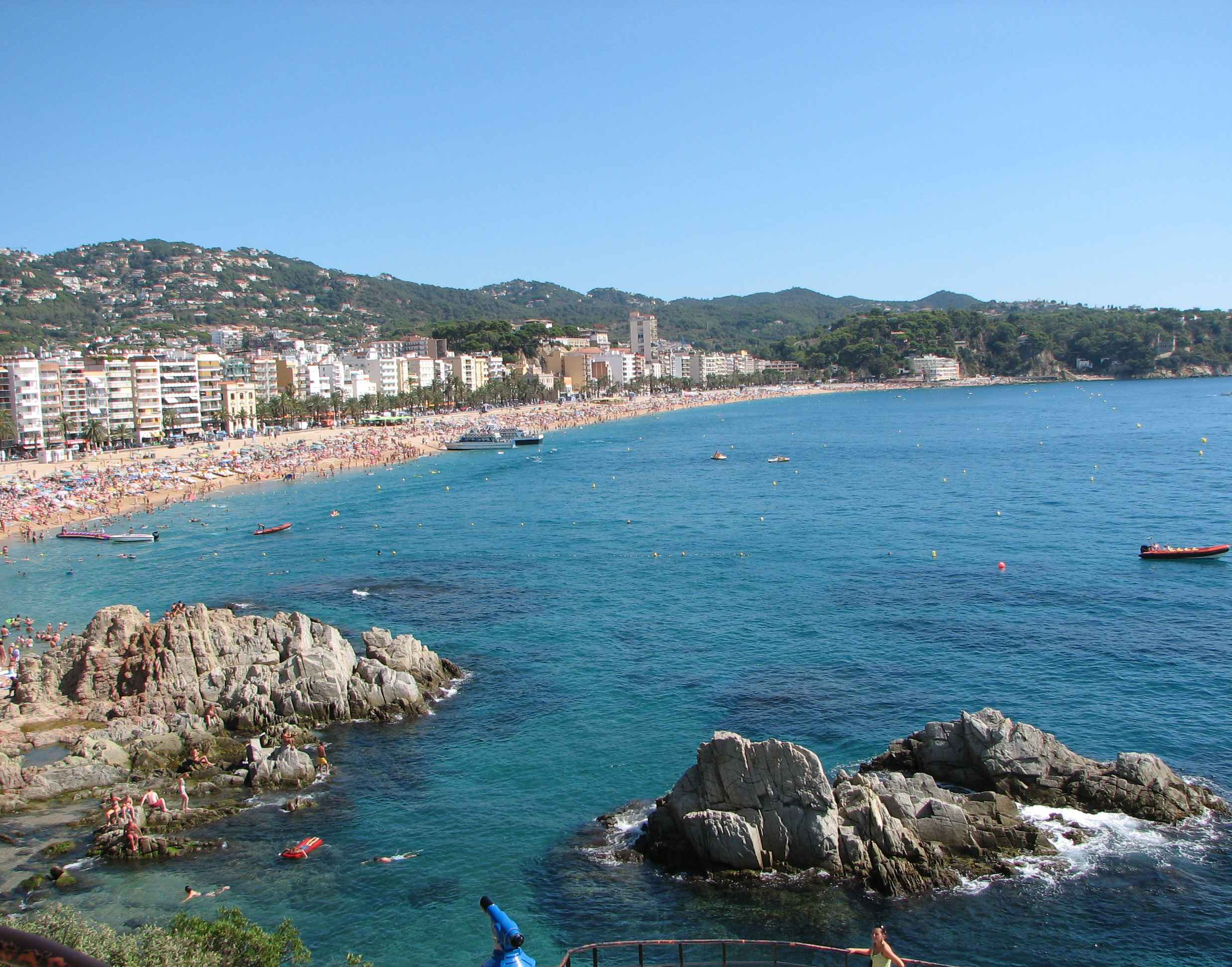 Things to do in Costa Brava - This is a copyright free photo