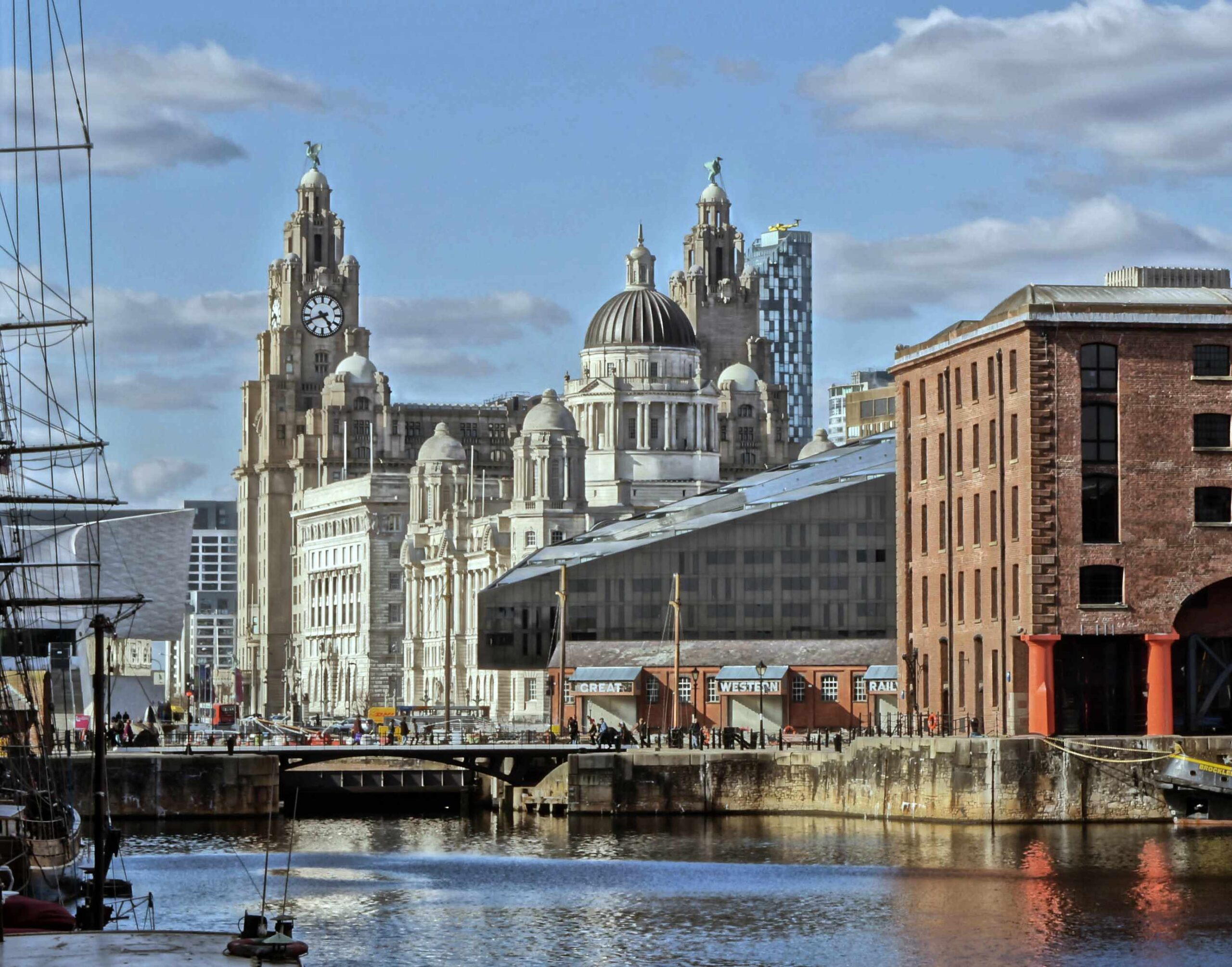 Things to do in Liverpool - This is a copyright free photo