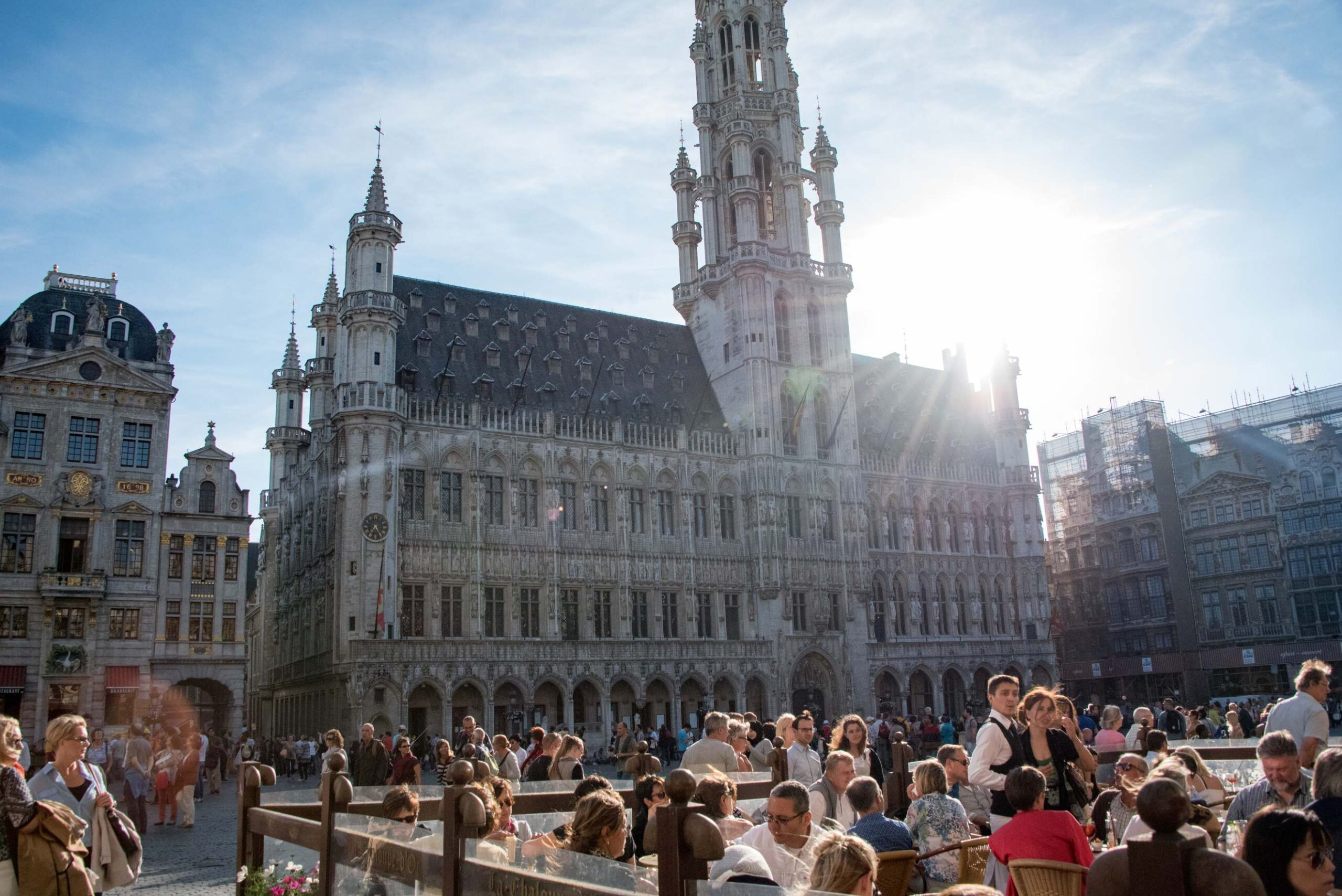 Brussels Travel Blog - Grand'Place