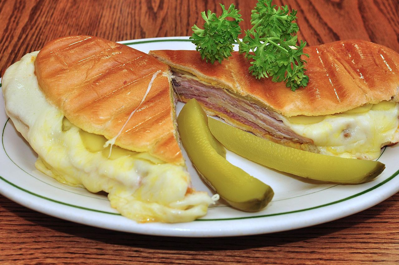 Cuban Sandwich - photo by jeffreyw under CC-BY-2.0