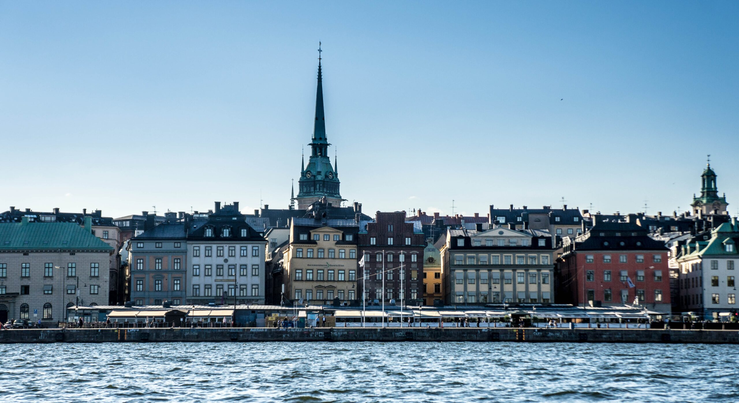 Stockholm, photo by Michelle Maria under CC BY 3.0