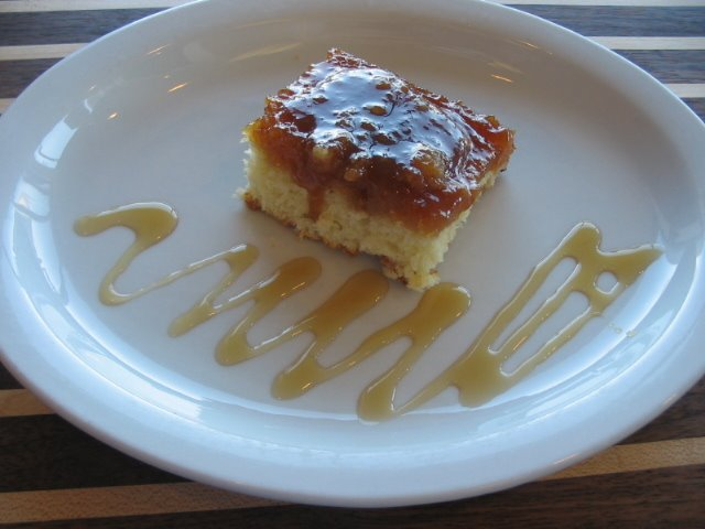 Delicious Destinations Montreal - Butter cake baked in sugar