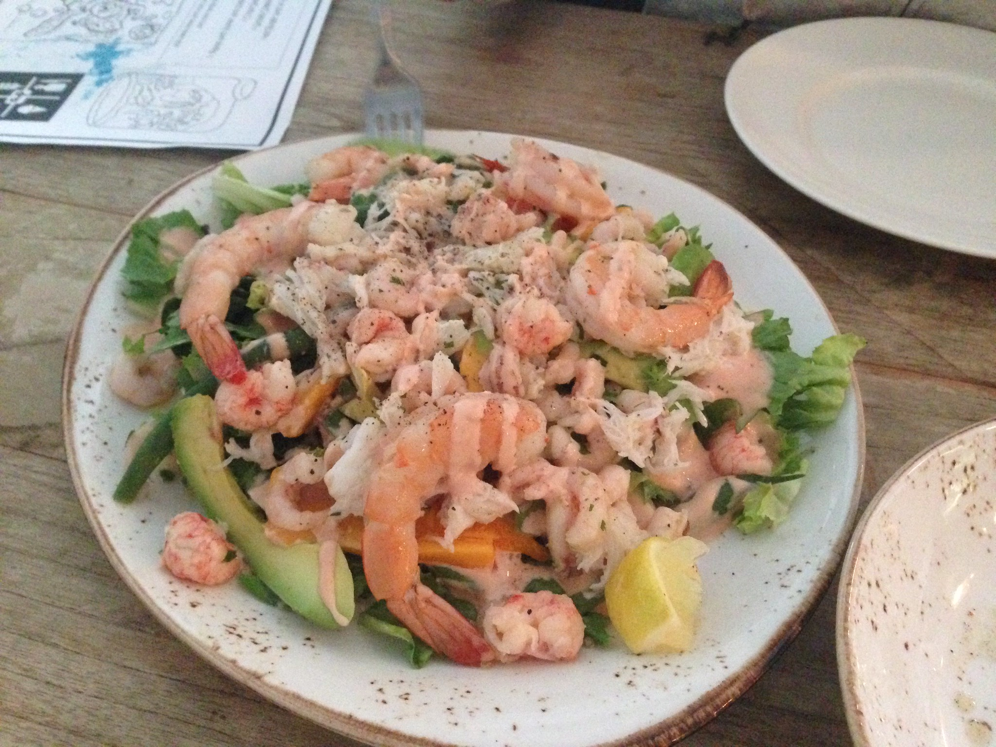 Crab Louie Salad - photo by T.Tseng under CC BY 2.0