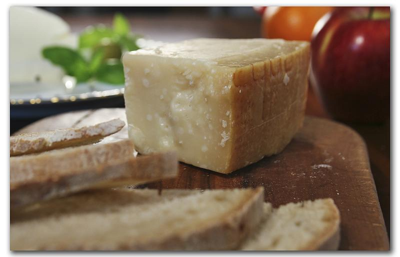 Parmigiano-Reggiano - photo by paPisc under CC BY-SA 2.0