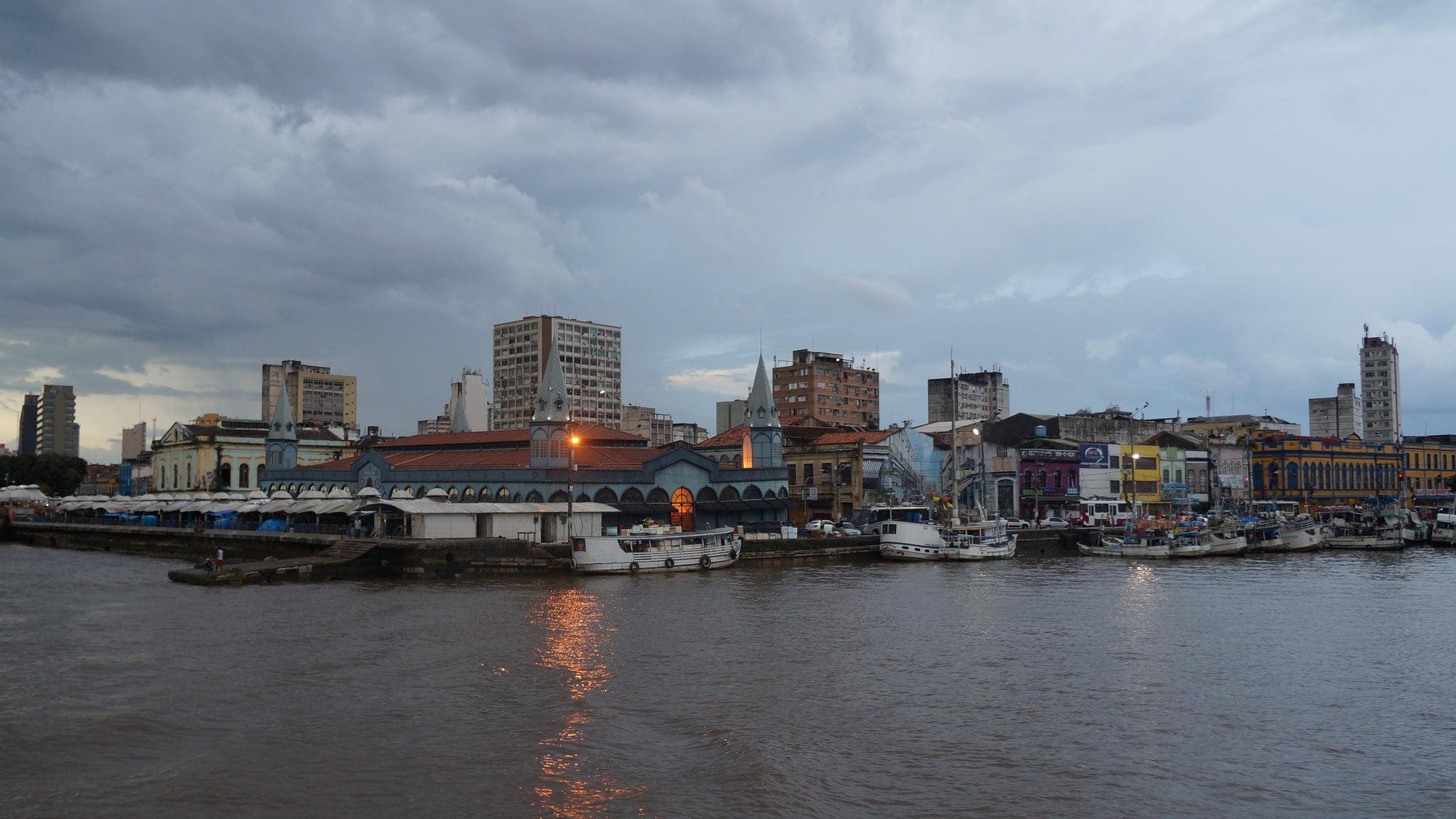 Belém (PA), Brasil - photo by Leandro Neumann Ciuffo under CC BY 2.0