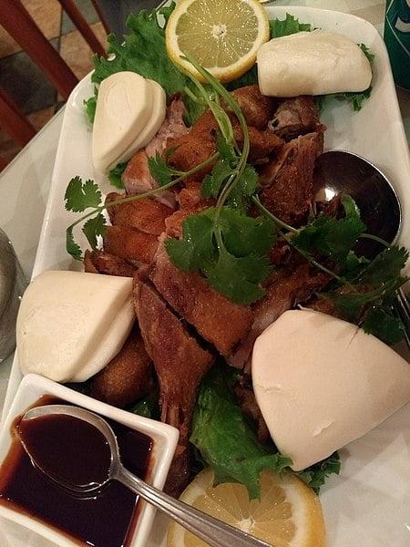 Bizarre Foods Chengdu - Tea-smoked Duck - photo by Ssebastian Bassi under CC-BY-SA-4.0