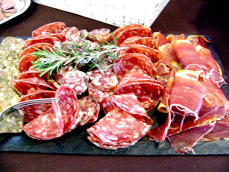 Charcuterie de l'Ardèche - photo by Marianne Casamance under CC-BY-SA-4.0