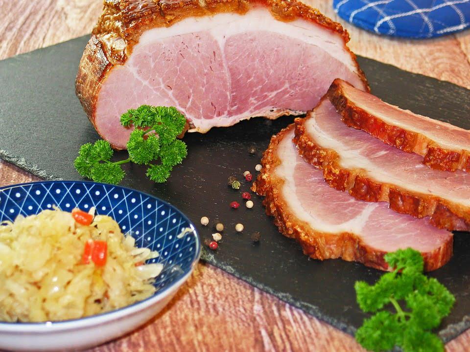 Pork roast - photo by Max Pixel under CC0 1.0