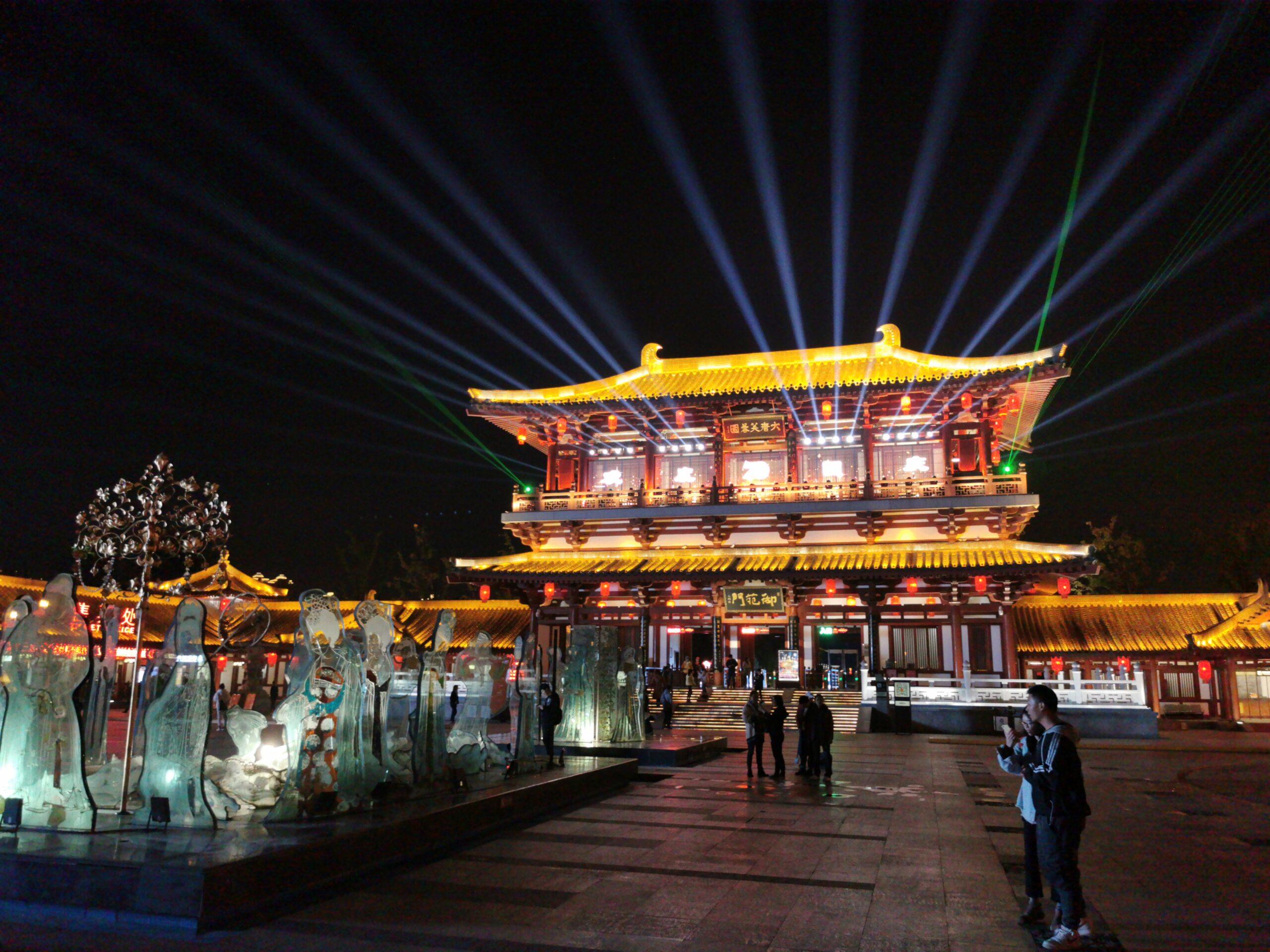 Xi'an, Chine. © Cedric Lizotte