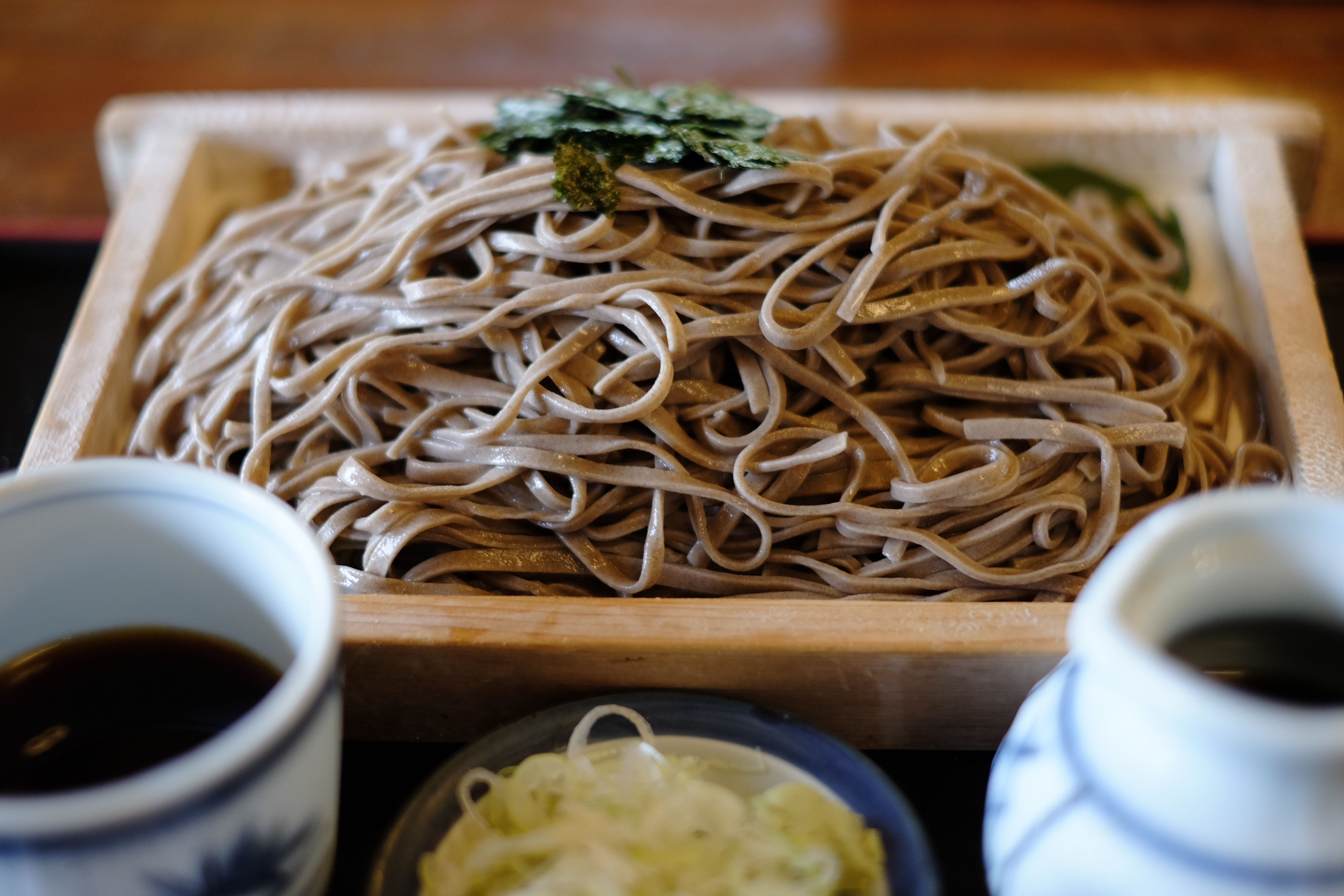 anthony bourdain hokkaido - Have a taste of this cold soba noodles! -Photo by Batholith under CC BY-SA 2.0
