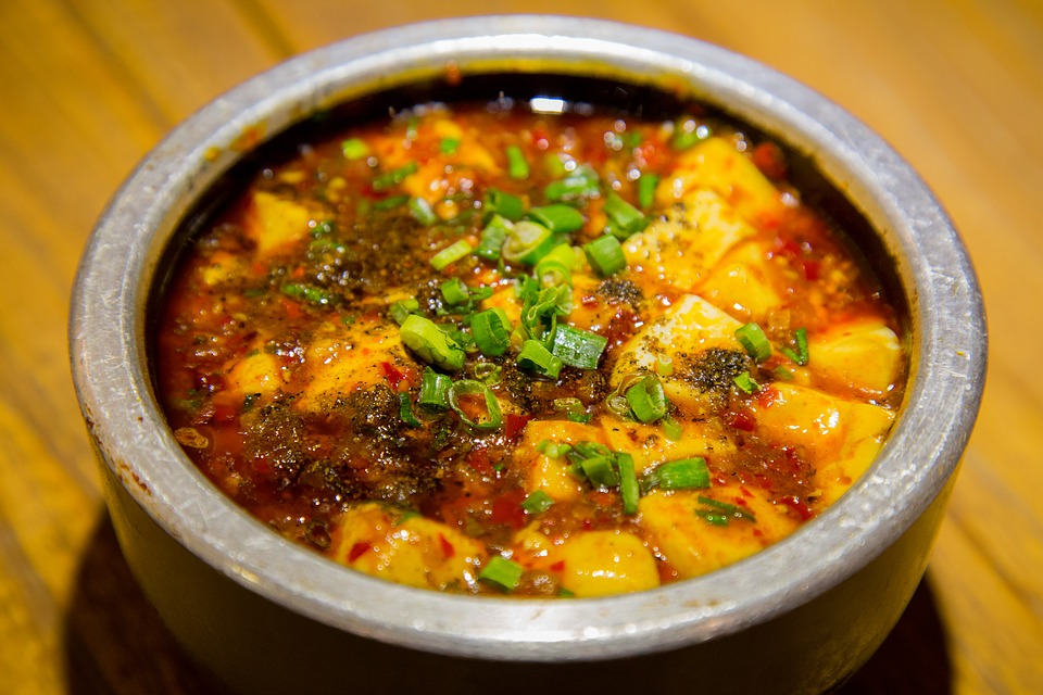 Mapo Tofu - photo by frankzhang0711 under CC0