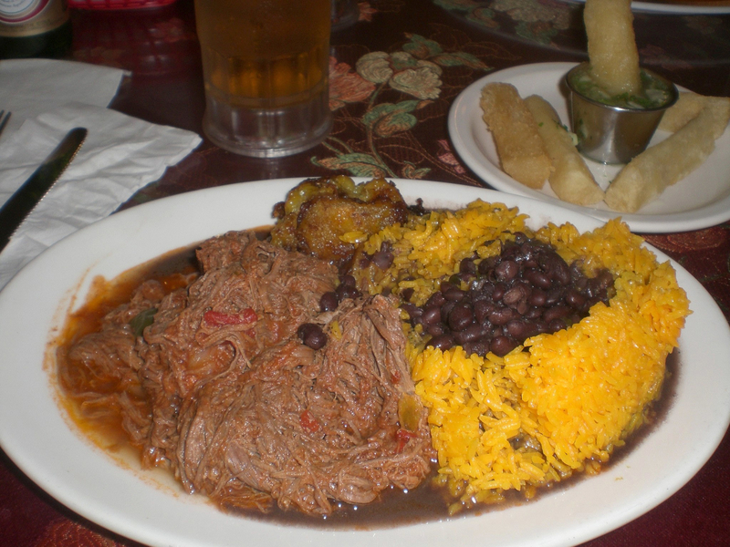Anthony Bourdain Madrid - Ropa Vieja - photo by https://www.goodfreephotos.com under CC0 1.0