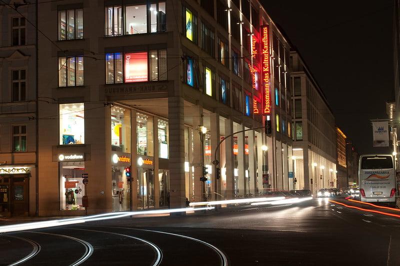 Dussmann das KulturKaufhaus - photo by sfreimark under CC BY-SA 2.0