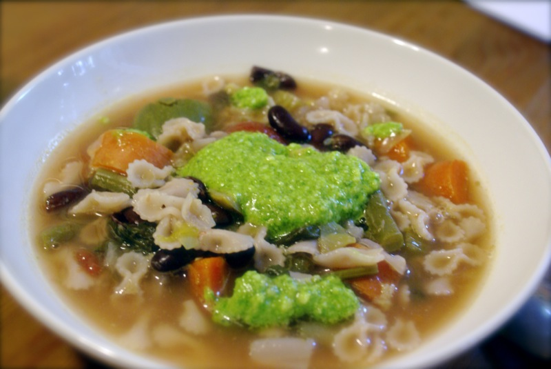 Delicious Destinations Genoa - Minestrone alla Genovese - photo by citymama under CC BY-ND 2.0