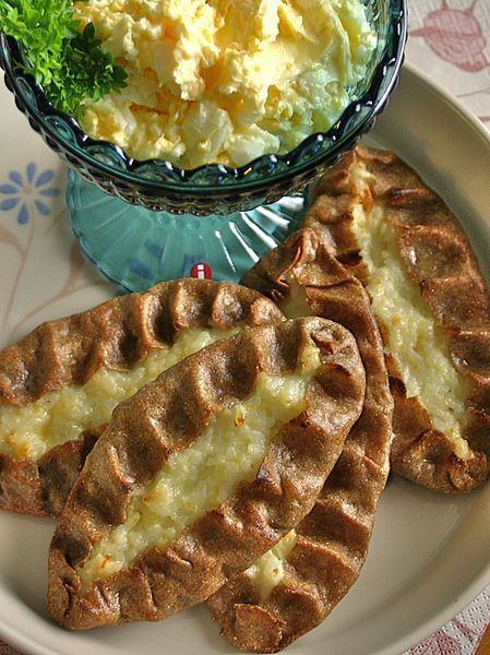 Delicious Destinations Helsinki - Karelian Pies (Karelian Pasties) - photo by kahvikisu under CC-BY-2.0