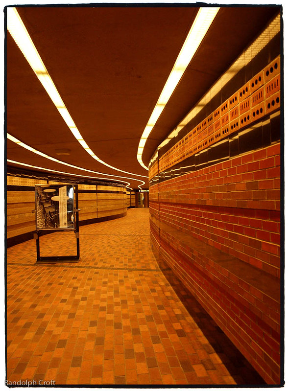 free things to do in Montreal - one of the passageways at the Underground City in Montreal - photo by Randolph Croft under CC BY 2.0