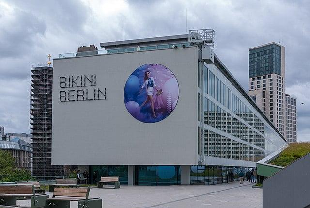 Bikini Berlin - photo by Matti Blume under CC-BY-SA-4.0