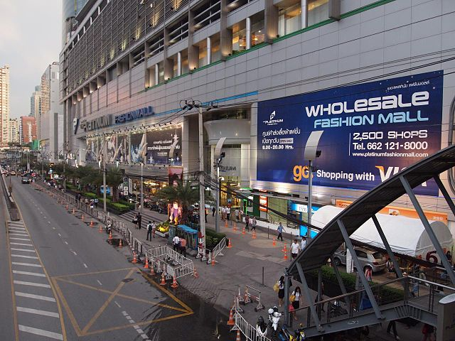 best shopping in Bangkok - Platinum Fashion Mall - photo by coolinsights under CC-BY-2.0