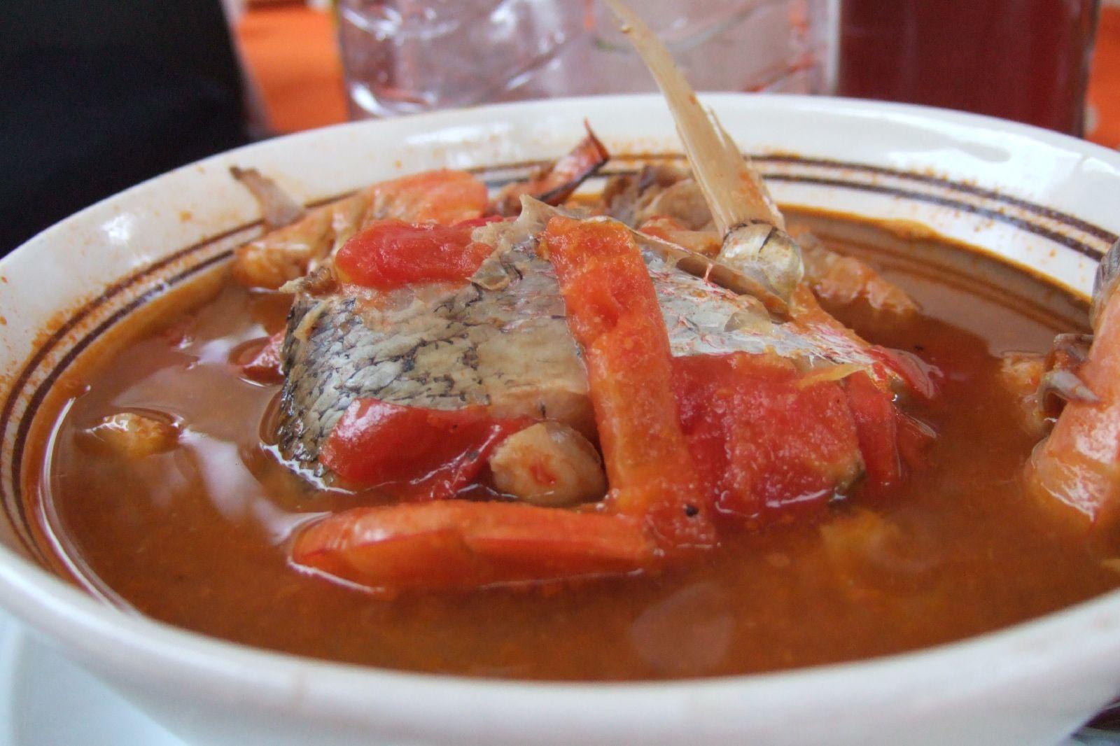 Veracruz Delicious Destinations: Sopa de Mariscos