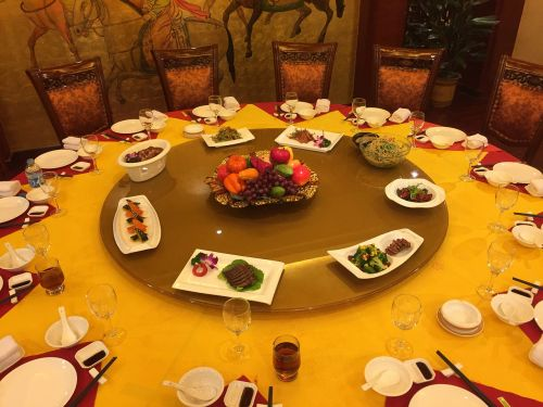 Imperial Court Cuisine - photo by peciriacks under CC0 1.0