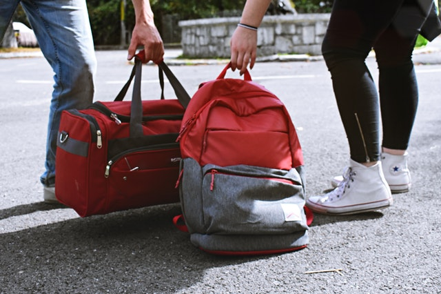 travel with hand luggage only - choose the right kind of carry-on bag - photo by Dids from Pexels