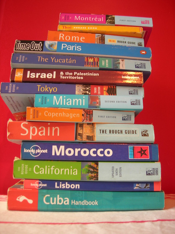 best travel books every written - travel books - photo by Gideon under CC BY 2.0