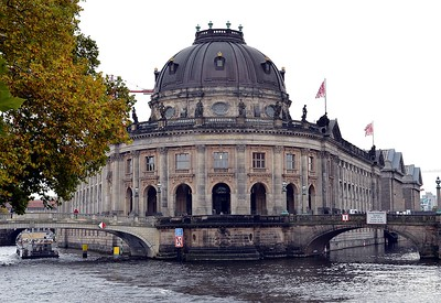 Museum Island - photo by Museum Island under CC BY 2.0