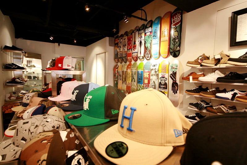 best shopping in Hong Kong - 8five2 shop - photo by Warren R.M. Stuart under CC BY-ND 2.0