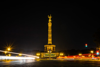 Berlin Victory Column - photo by Davis Staedtler under CC BY 2.0