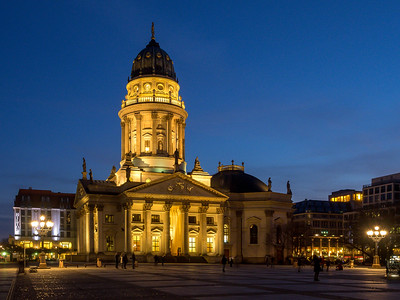 Deutscher Dom Berlin - photo by K.H.Reichert [ ... ] under CC BY-ND 2.0