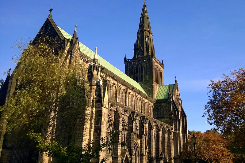 Glasgow Cathedral - photo by Pete under CC BY 2.0