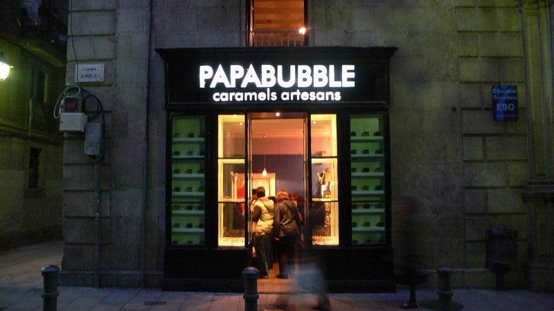Papabubble in Barcelona - photo by Masashige MOTOE under CC BY-SA 2.0