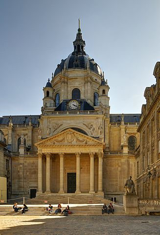 Chapelle Sainte-Ursule de la Sorbonne - photo by Moonik under CC-BY-SA-3.0