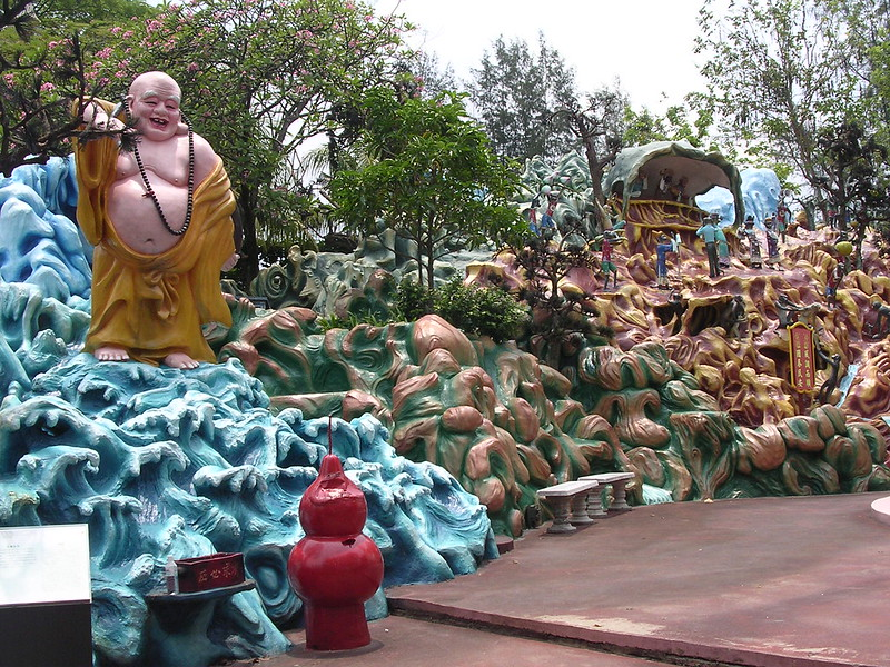 Haw Par Villa, Singapore - photo by Rudy Herman under CC BY 2.0