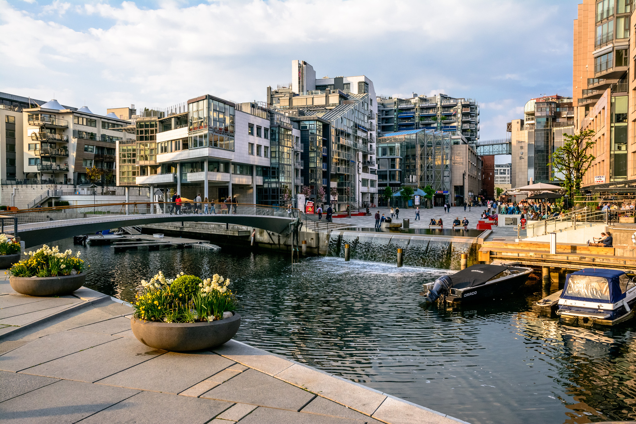 Oslo, Norway - photo by dconvertini under CC BY-SA 2.0