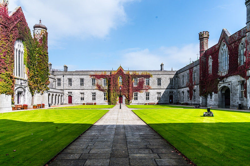 NUI Galway - photo by William Murphy under CC BY-SA 2.0
