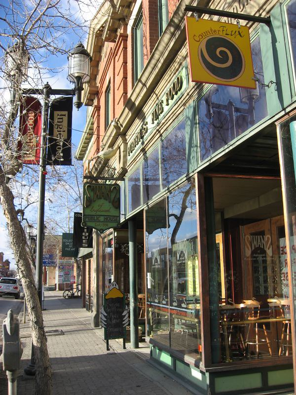 best shopping in Calgary - One of the streets in Inglewood in Calgary - photo by Brian Chow under CC BY-SA 2.0