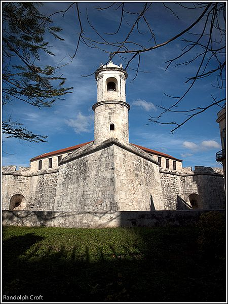 Castillo de la Real Fuerza - photo by Randolph Croft under CC-BY-2.0